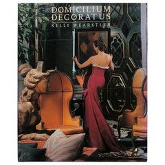 Domicilium Decoratus Decorative Book by K. Wearstler