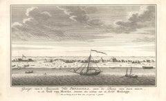 Pensacola - Original Etching 1769