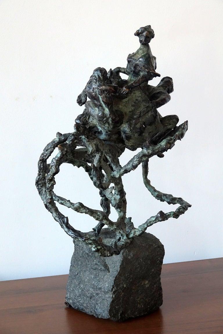 Polish-South African Modernist Bronze