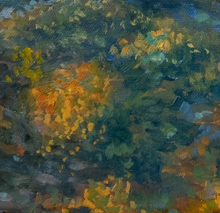 Carmel Coast Sunset, Painting, Oil on Canvas For Sale 1