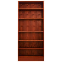 Domino Bookcase Vintage 1960s-1970s Teak