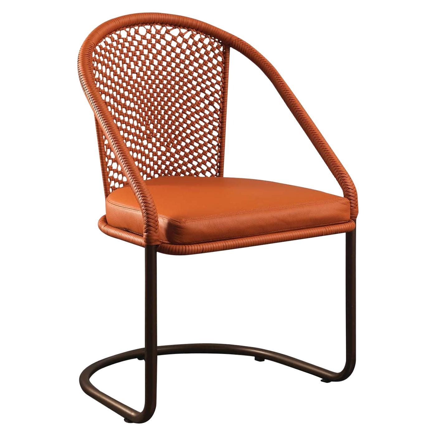 Domino Chair by Officina Ciani & Ciarmoli Queda Studio