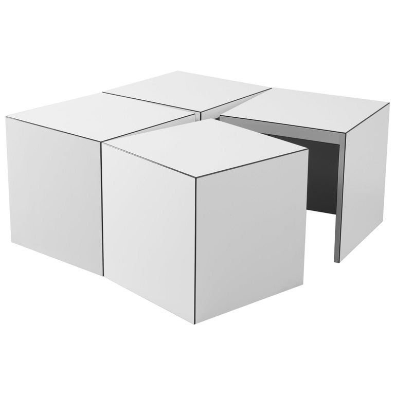 'Domino' Coffee Table by Jan Wichers and Alexander Blomberg For Sale