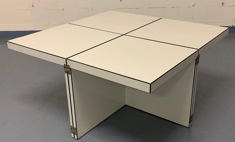 Domino Coffee Table by Rosenthal For Sale 2