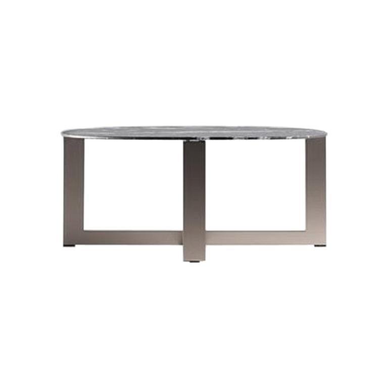 Molteni&C Domino Next Coffee Table Nicola Gallizia Design Black Marquina Marble