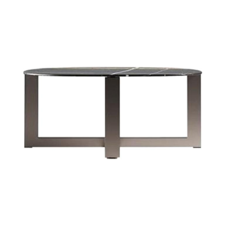 Molteni&C Domino Next Coffee Table Nicola Gallizia Design Sahara Noir Marble