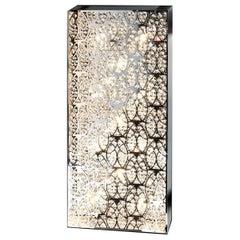 Domino Small Rectangular Wall Lamp