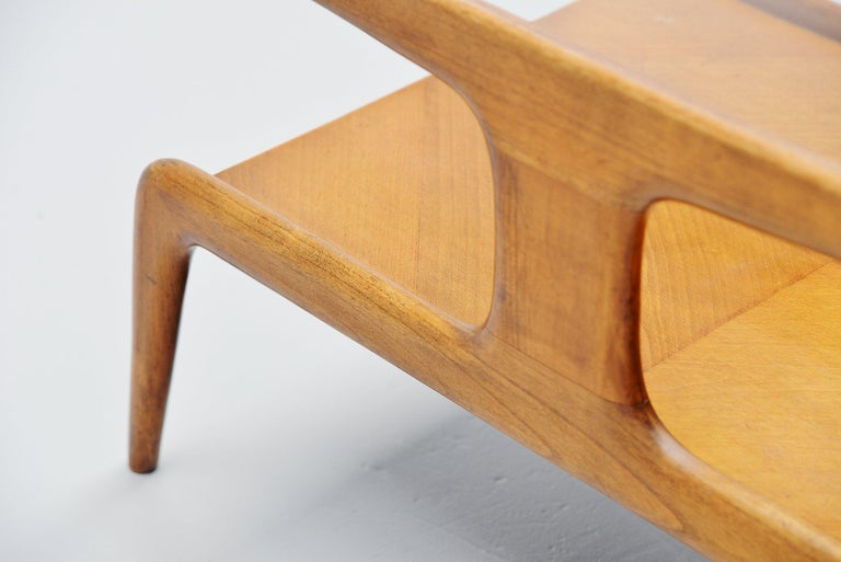 Mid-20th Century Gio Ponti Coffee Table, Italy, 1950 For Sale