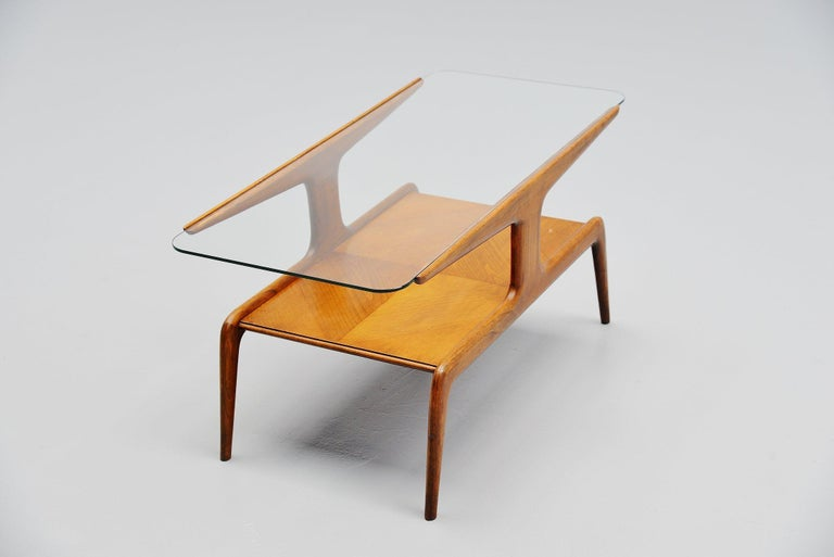 Gio Ponti Coffee Table, Italy, 1950 For Sale 1