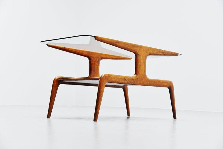 Gio Ponti Coffee Table, Italy, 1950 For Sale 2
