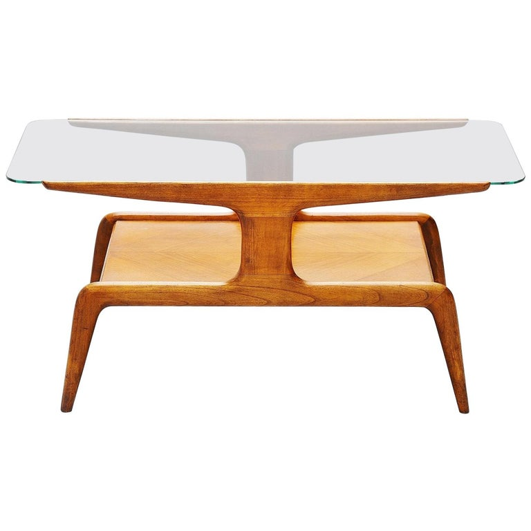 Gio Ponti Coffee Table, Italy, 1950 For Sale