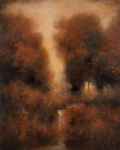 Autumn Dream 201112, Painting, Oil on MDF Panel