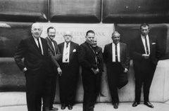 Group of Men, Wall St., N.Y.C.