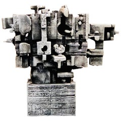 Don Drumm Abstract Midcentury Scupture, 1960s