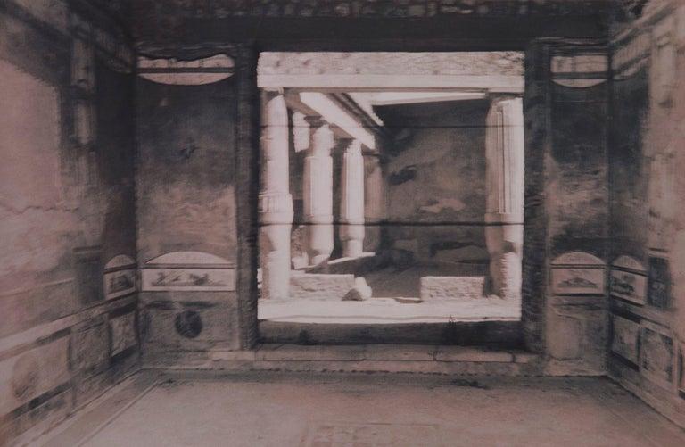 Single Edition Pompeii Series - Photograph by Don Freeman