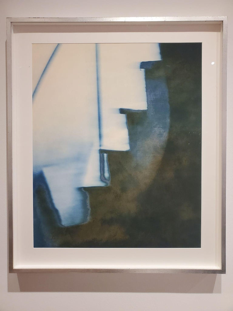 Blue Stairs by Don Freeman For Sale 1