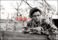 Johnny Cash by Don Hunstein - Rock music, Country, Icon, America, Photography