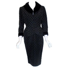 Don Loper day-to-evening dress and jacket