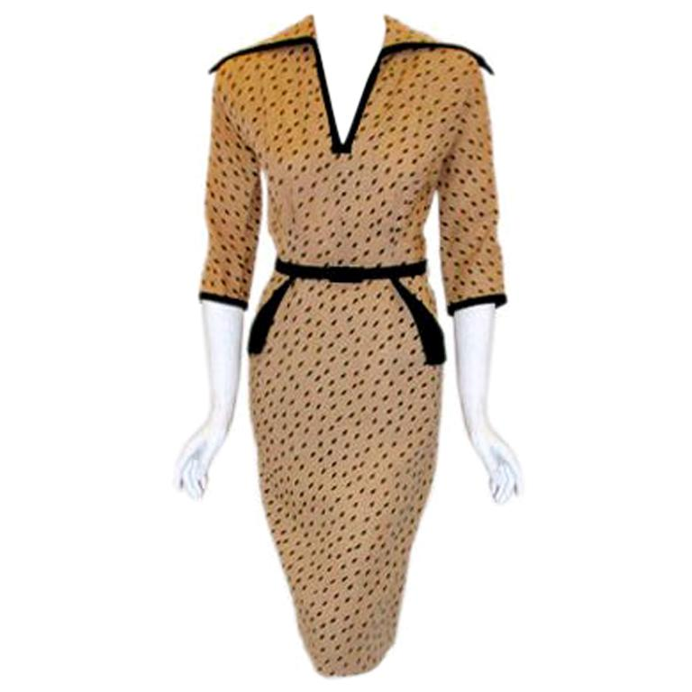 Don Loper Day To Evening Dress For Sale At 1stdibs