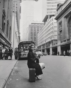Jane Fonda in New York City Globe Photos Fine Art Print