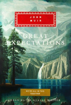 Great Expectations, Original Oil Painting, Large Format Fictional Book Cover