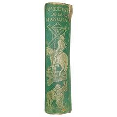 Don Quijote De La Mancha 1882 Spanish Edition