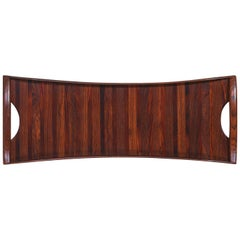 Don S. Shoemaker Rosewood Tray for Señal Furniture