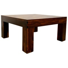 Don Shoemaker Coffee Table