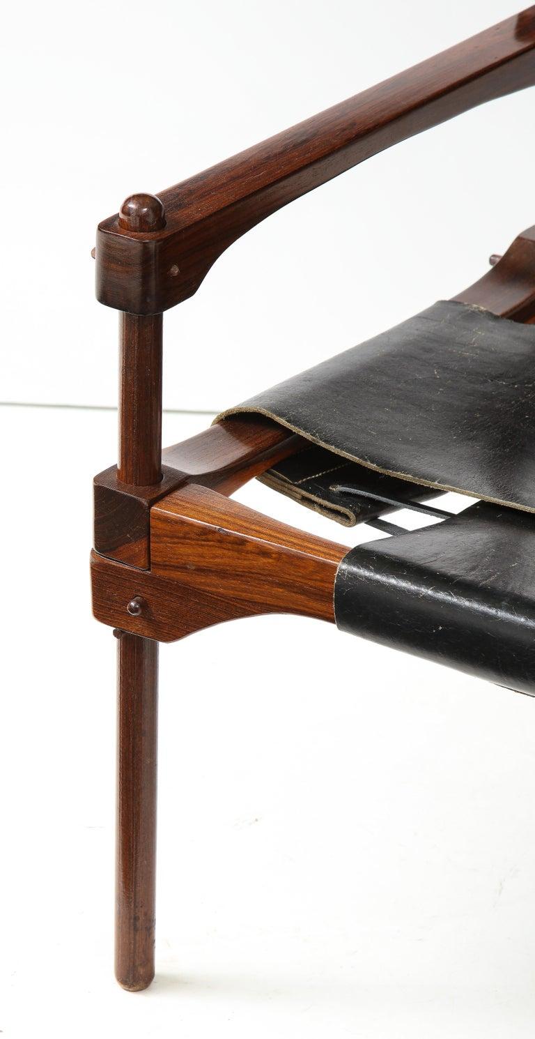 Don Shoemaker Perno Safari Chair For Sale 2