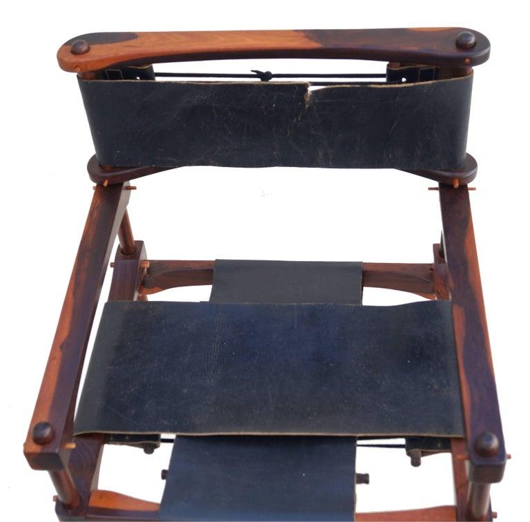 Don Shoemaker Safari Perno Pernos Chair In Good Condition In Wayne, NJ