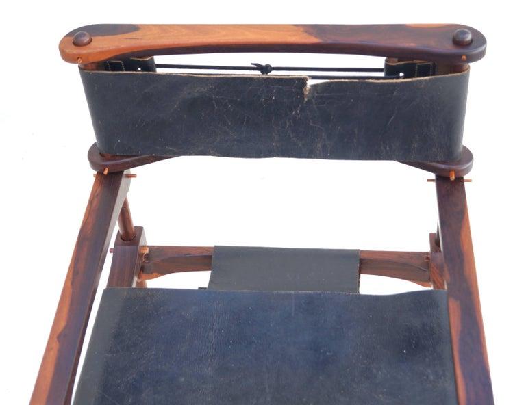 Mid-20th Century Don Shoemaker Safari Perno Pernos Chair