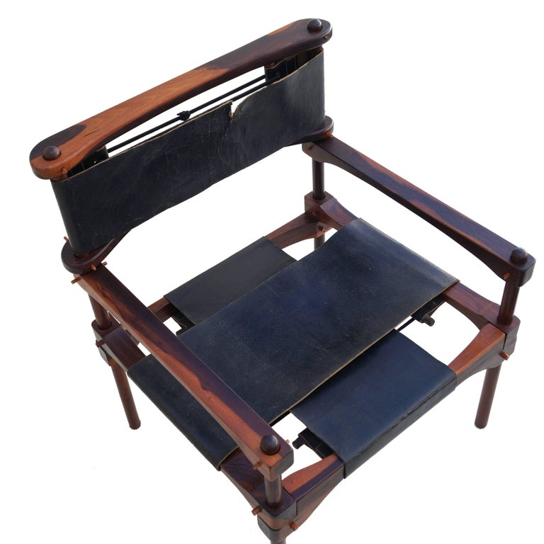 Don Shoemaker Safari Perno Pernos Chair 1