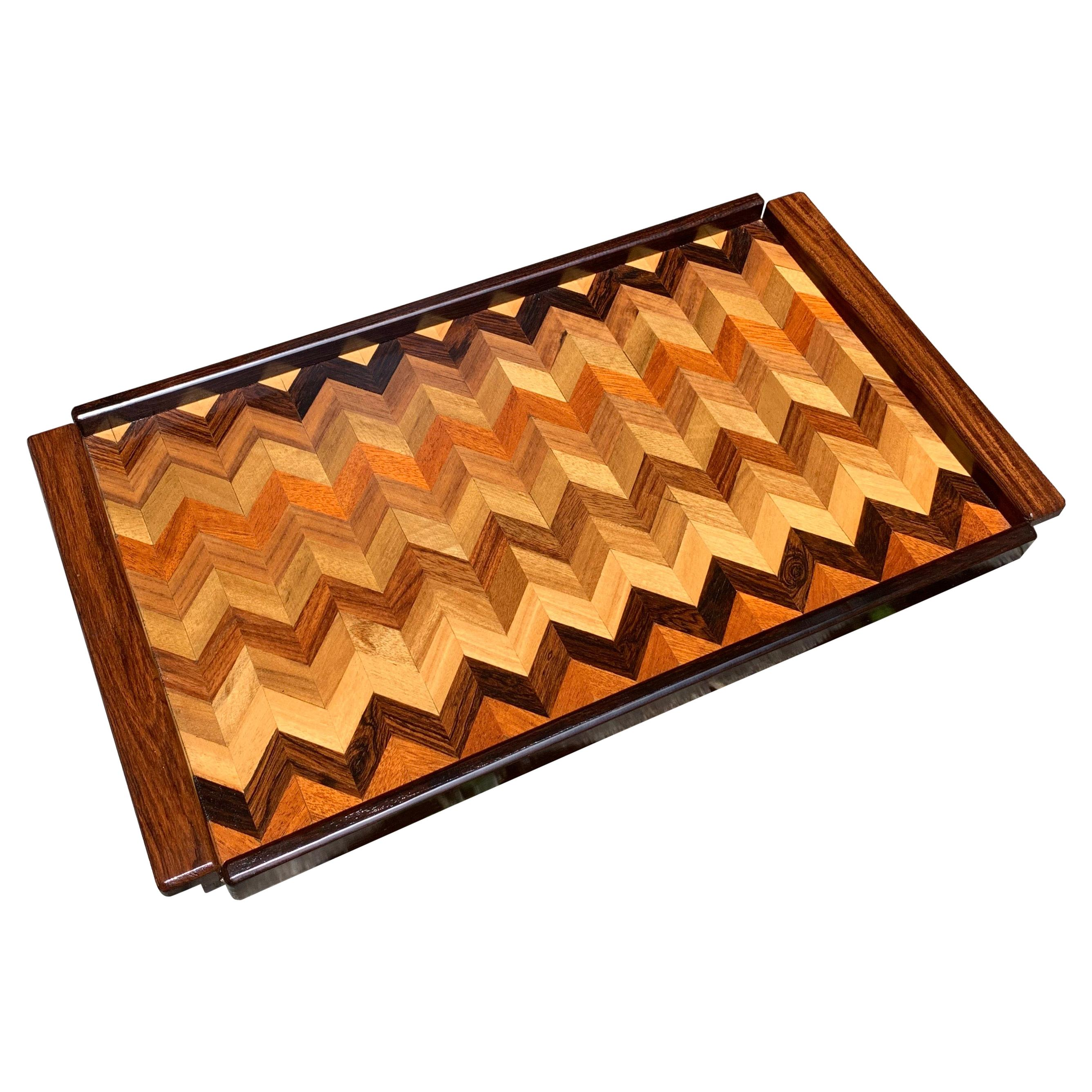 Don Shoemaker Serving Tray