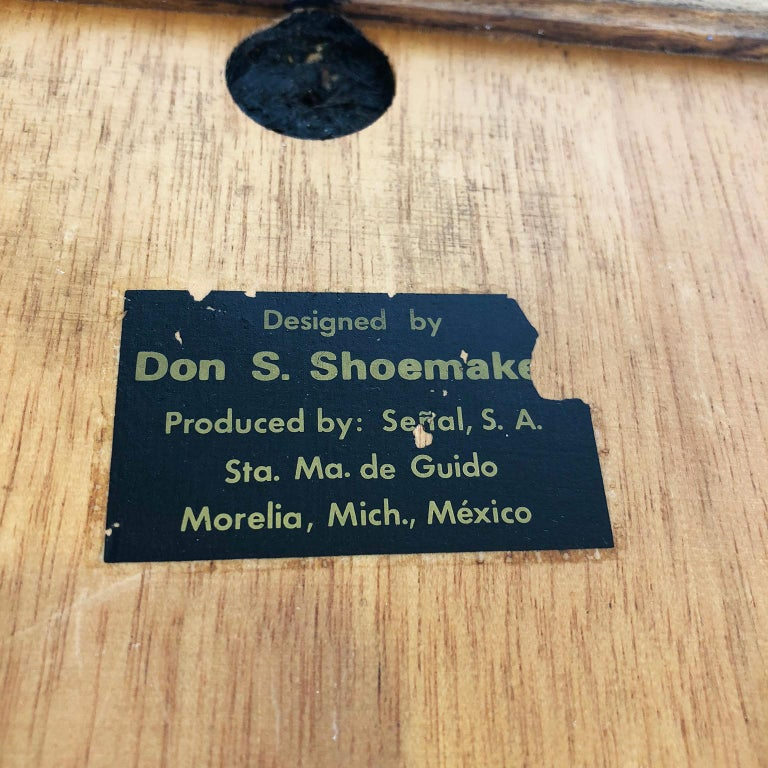 Mexican Don Shoemaker Tray For Sale