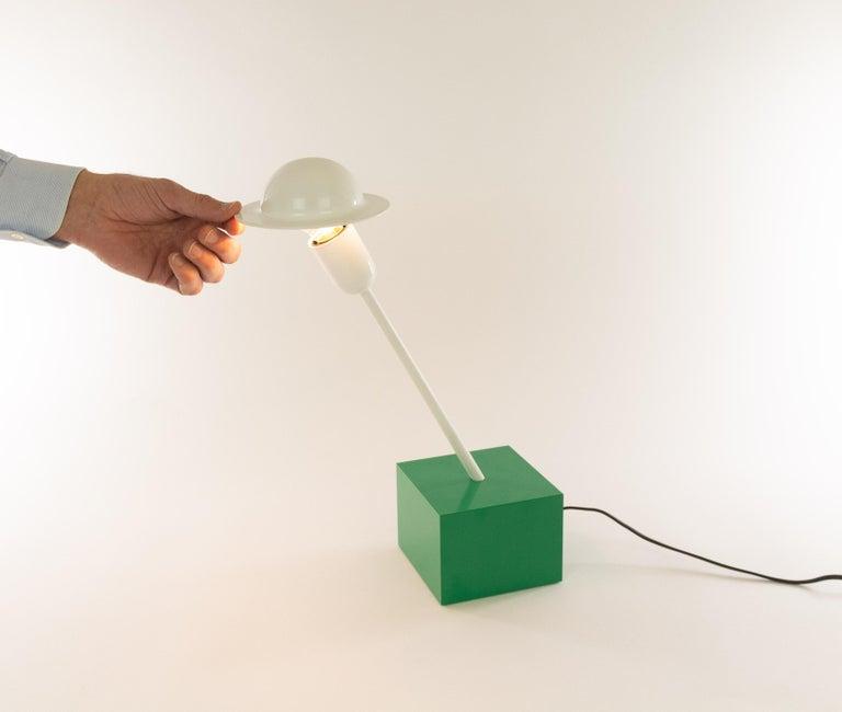 Don Table Lamp by Ettore Sottsass for Stilnovo, 1970s 2