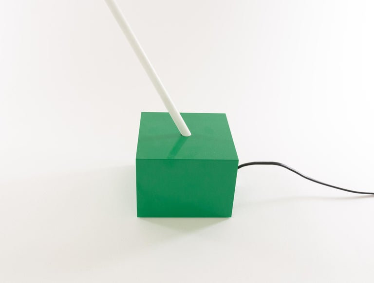 Don Table Lamp by Ettore Sottsass for Stilnovo, 1970s In Excellent Condition In Rotterdam, NL