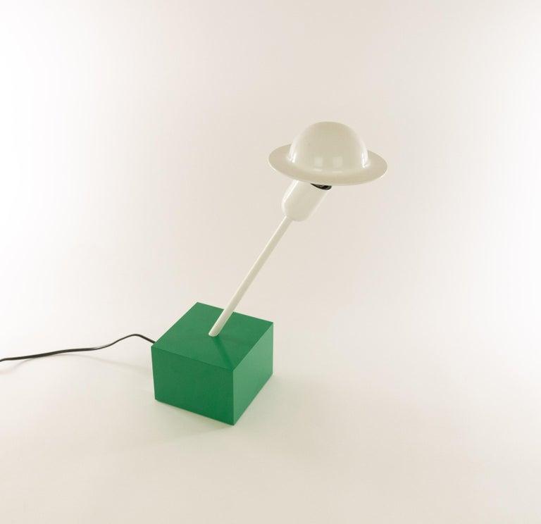 Don Table Lamp by Ettore Sottsass for Stilnovo, 1970s 1
