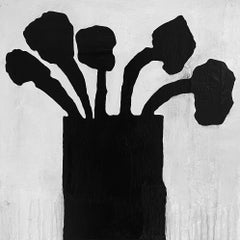 Black Flowers 6.2020