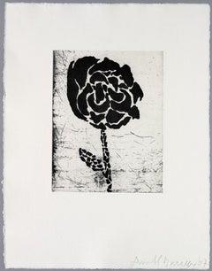 Five Flowers (III), Donald Baechler