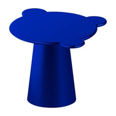 Donald Blue Coffee Table by Chapel Petrassi