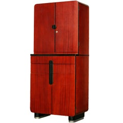 Donald Deskey Bar Cabinet for Hamilton Company