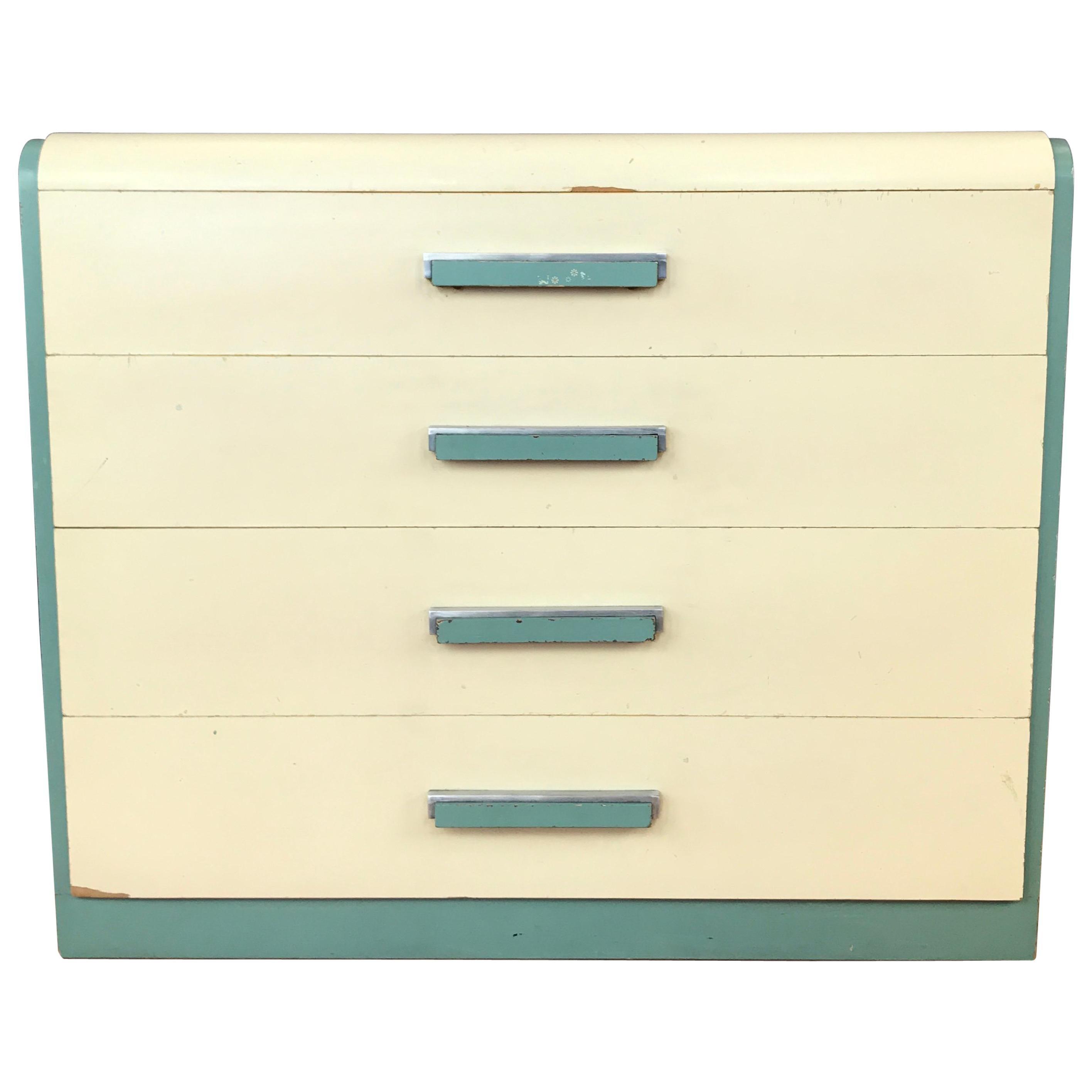 Donald Deskey Dresser for Widdicomb Furniture Company of Grand Rapids