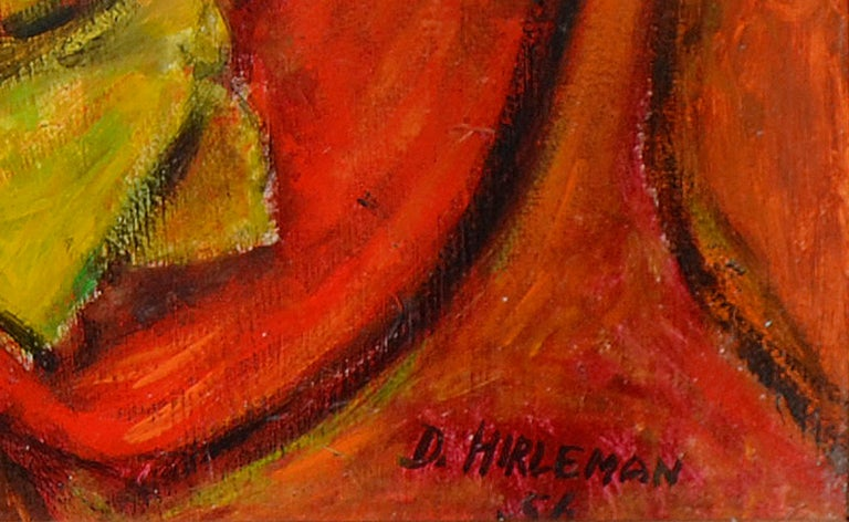 Mid-Century Three Clowns by Jazz Man Don Hirleman For Sale 1