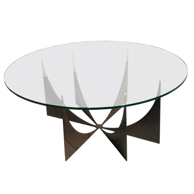 "42"" Donald Drumm Coffee Table   For Sale"