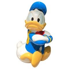 Donald Duck Vintage Cookie Jar