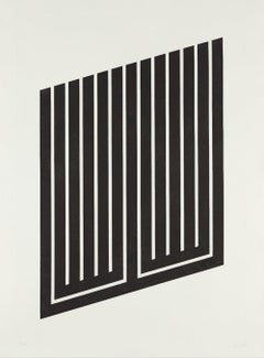 Untitled, Print, Etching, Aquatint, Minimalism by Donald Judd