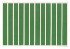 Untitled -- Print, Woodcut, Minimalism, Contemporary Art by Donald Judd