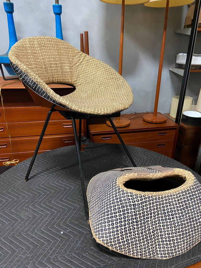Donald Knorr Chair for Knoll Associates, 1948 For Sale 3
