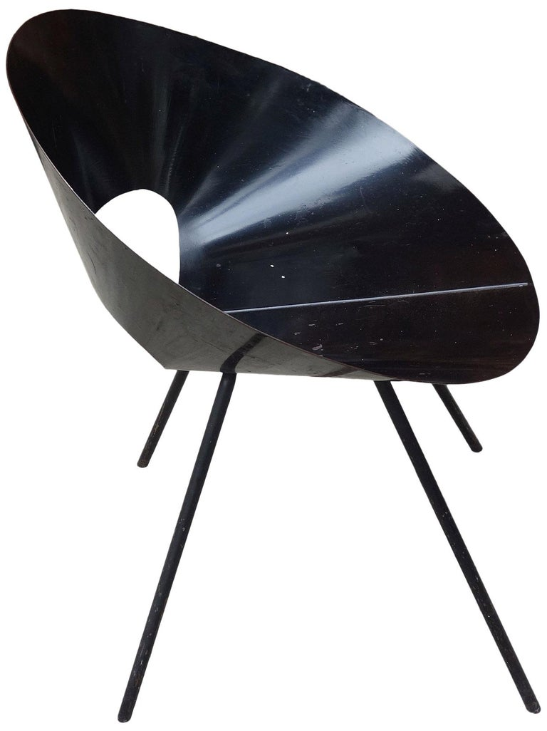 Mid-Century Modern Donald Knorr Chair for Knoll Associates, 1948 For Sale