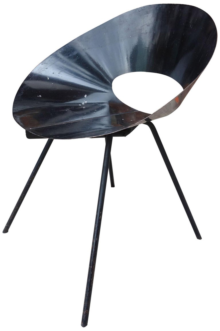 20th Century Donald Knorr Chair for Knoll Associates, 1948 For Sale